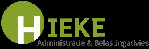 Logo van Hieke Administratie & Belastingadvies uit Zwolle